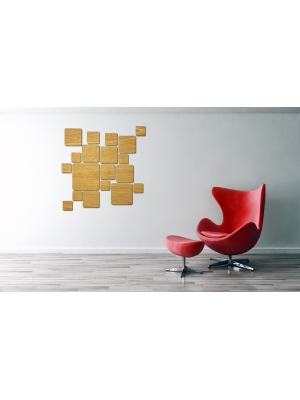 Cubes od 25 x 25 cm do 100 x 100 cm