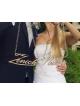 Halskette Braut und Bräutigam (für Junggesellen(innen) Abschiede)