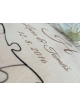 Wedding guest book - Puzzle