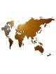 Mapa světa 180 x 100 cm
